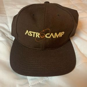 Astro Camp Trucker Hat.